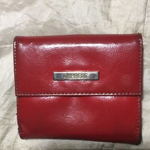 Patent leather Express wallet